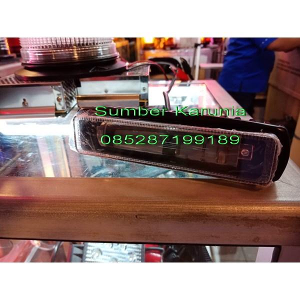 Lampu Strobo Polisi Dashboard 3 Bar