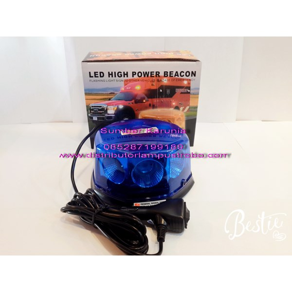 Lampu Strobo Polisi Minibar 30 cm