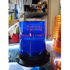 12V Blue Led Police Strobe Lights 6