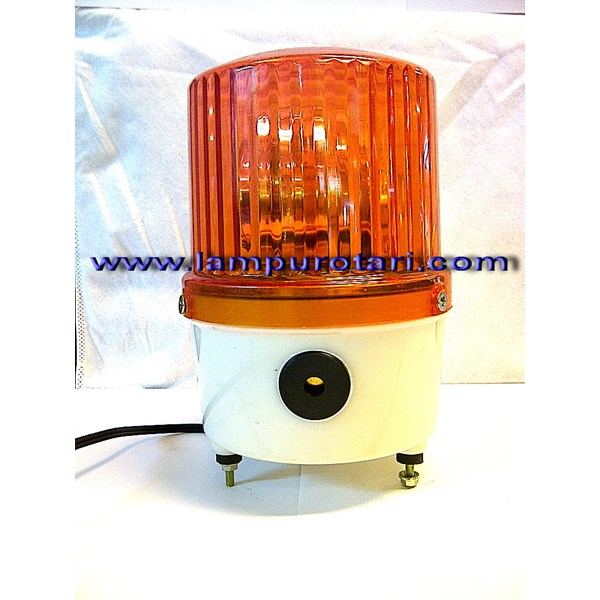 Lampu Rotary AC 220V Kuning.