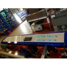 12V Blue Police Rotator Lightbar