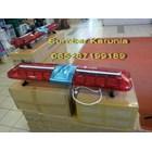 Lampu Rotator Ambulance 12V Merah 5