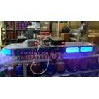 Lampu Rotary Polisi Led Biru - Biru 12V 3