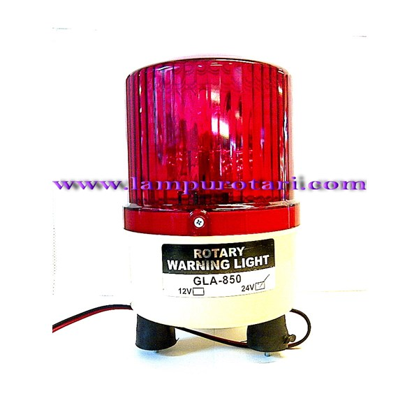 Lampu Rotary DC 12V GLA 850