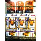 Lampu Rotari Britax 6 Inch 12V-24V Dc 8