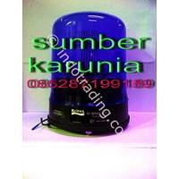 Lampu Rotari 6 Inch 12V-24V Dc Diamond Kuning  Murah 5