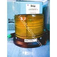 Distributor Lampu Rotari 6 Inch 12V-24V Dc Diamond Merah  3
