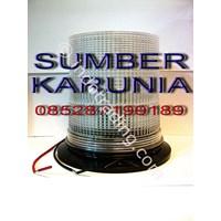 Distributor Lampu Rotari Diamond 12V - 24V Dc  3