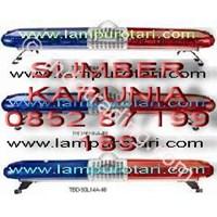 Distributor Lampu Polisi Tbd 2000 Merah-Biru 3