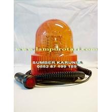 lampu rotari 12v led kuning