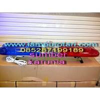 Jual lampu rotator polisi biru 12v 2