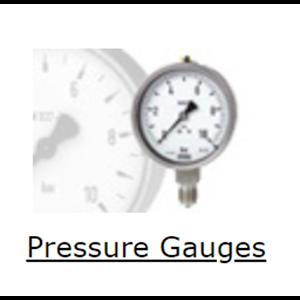 Pressure Gauges WIKA