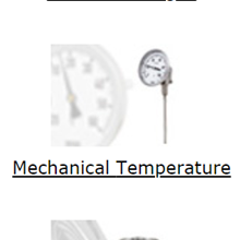 Mechanical Temperature