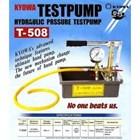 KYOWA T-508 Test Pump Manual  3
