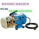 KYOWA T-508 Test Pump Manual  2
