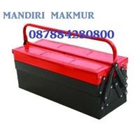 Jual Tool Box TEKIRO 3 Susun Besi 2