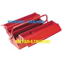 Tool Box TEKIRO 3 Susun Besi Murah 5