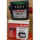 Flow meter dan Indikator Suhu FILL RITE 4 Digit FR901CL1.5 2