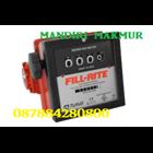 Flow meter dan Indikator Suhu FILL RITE 4 Digit FR901CL1.5 9