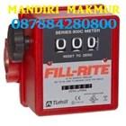 Flow meter dan Indikator Suhu FILL RITE 4 Digit FR901CL1.5 7