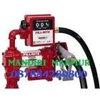 Flow meter dan Indikator Suhu FILL RITE 4 Digit FR901CL1.5 5
