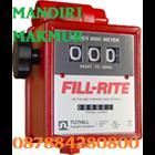 Flow meter dan Indikator Suhu FILL RITE 4 Digit FR901CL1.5 8