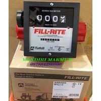 Distributor Flow meter dan Indikator Suhu FILL RITE 4 Digit FR901CL1.5 3