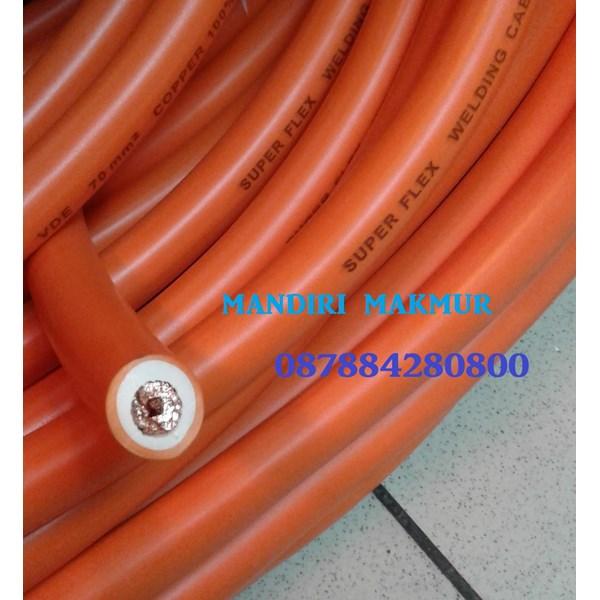 Kabel Las Orange SUPERFLEX 70 MM