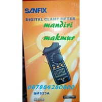 Beli Clamp Meter Digital SANFIX BM 823A 4