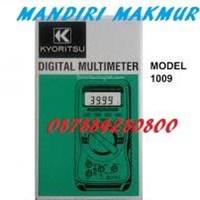 Beli Multimeter KYORITSU 1009 4
