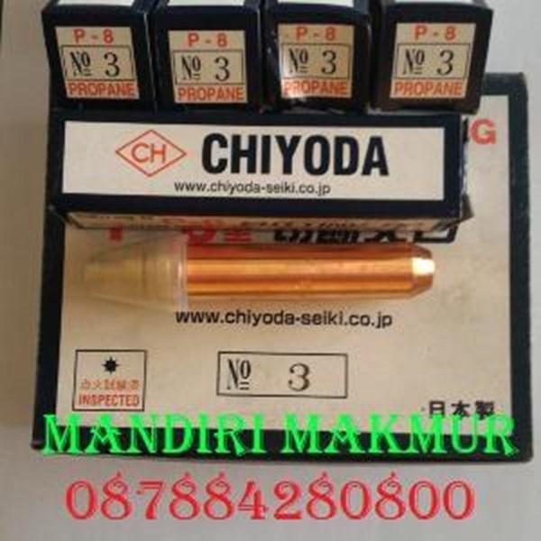 Mesin Las Cutting Torch CHIYODA STRONG 8