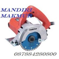 Mesin Potong Granit Atau Marmer Maktec MT 412 X 1