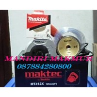 Jual Mesin Potong Granit Atau Marmer Maktec MT 412 X 2