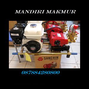 Alat Steam SANCHIN SCN 30 PLUS MESIN HONDA GP 160