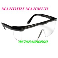 Kacamata Safety UVEX 1