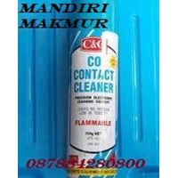 Distributor C & C CONTACT CLEANER ADHESIVE 3