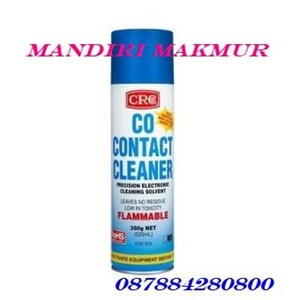 C & C CONTACT CLEANER ADHESIVE