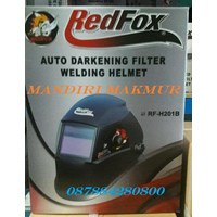 Distributor WELDING HELMET REDFOX 3
