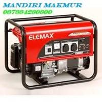 Distributor GENSET SOLAR / DIESEL ELEMAX SH 3900 - EX 3