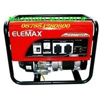 Jual GENSET SOLAR / DIESEL ELEMAX SH 3900 - EX