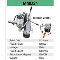 Distributor MESIN BOR BESI ATAU MAGNETIC DRILL MORRIS MMD3175 3