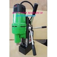 Mesin Bor Duduk Besi Atau Magnetic Drill Morris Mmd3175