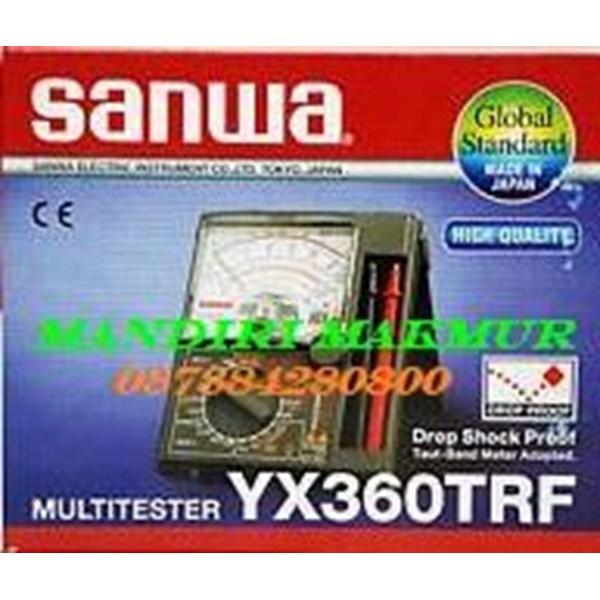 MULTIMETER SANWA YX 360 TRF ANALOG