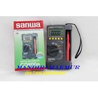 Beli MULTIMETER DIGITAL SANWA CD 800 A 4