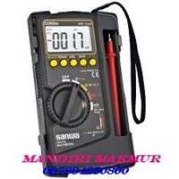 MULTIMETER DIGITAL SANWA CD 800 A