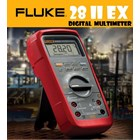MULTIMETER DIGITAL FLUKE 28 II TRUE RMS 5