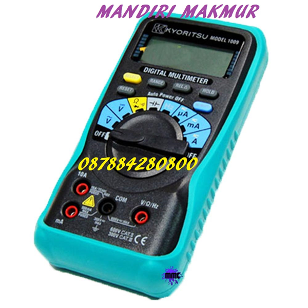 MULTIMETER DIGITAL FLUKE 28 II TRUE RMS