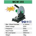 Mesin Potong Besi MORRIS MCM 355 1