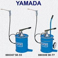 Grease Pump YAMADA SK-77EXS GREASE LUBRICATOR