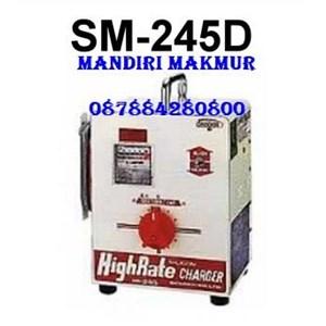 Baterai Charger  DELTA SM-245D